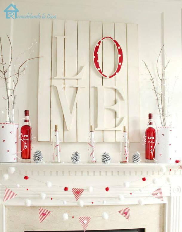 белый праздничный декор фото