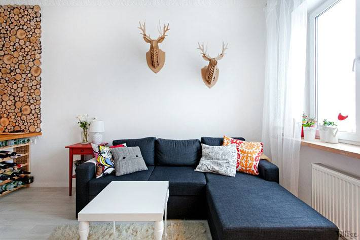 квартира в киеве, дизайн интерьера фото