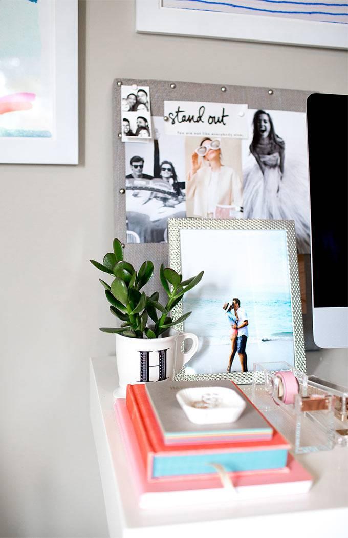 домашний офис для блоггера