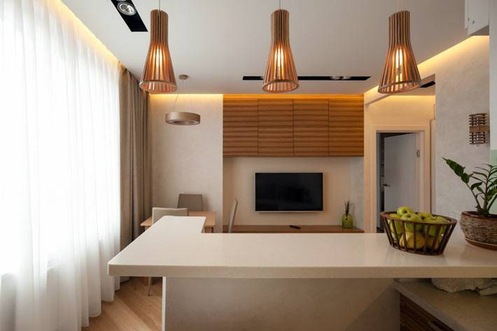 дизайн интерьера однокомнатной квартиры для одинокого мужчины