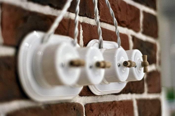 необычные выключатели в дизайне квартиры