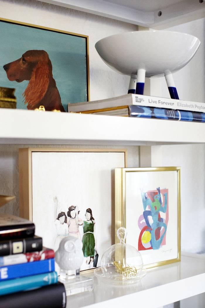 декоративные элементы для гостиной комнаты