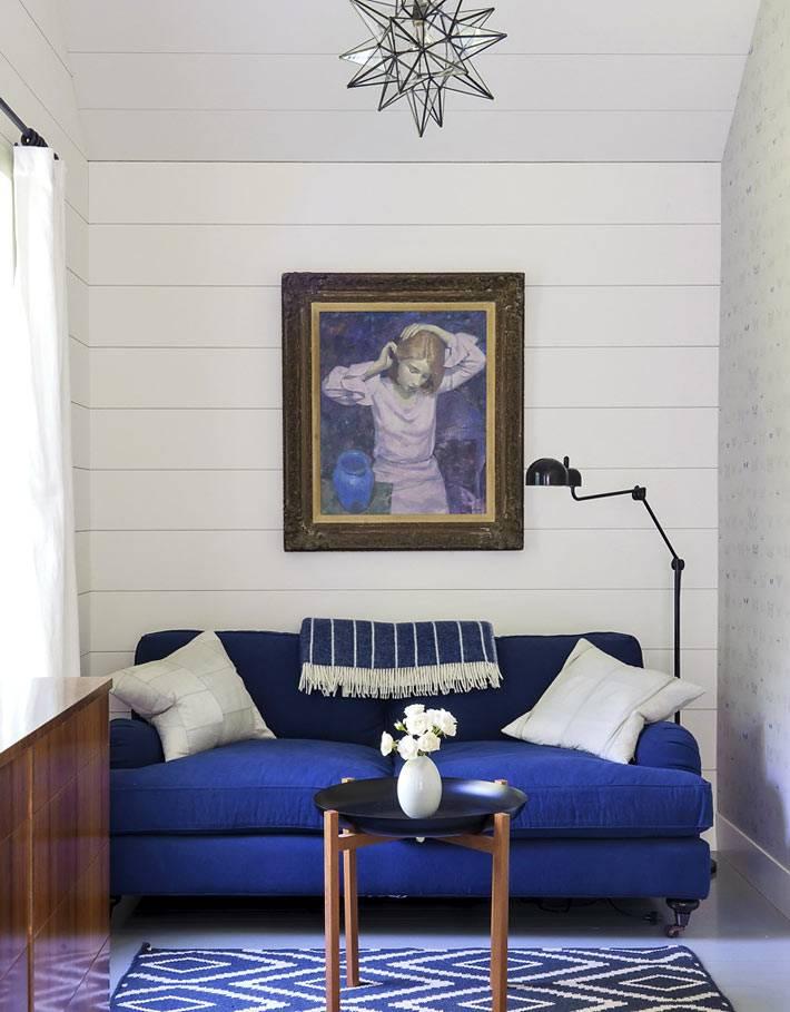 Дизайн интерьера в маленькой комнате