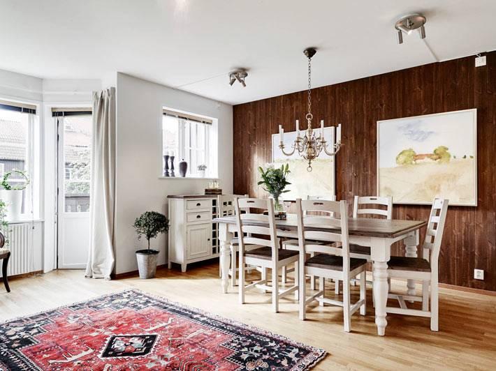красивая квартира в скандинавском стиле