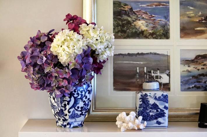 Традиционные китайские вазы для необычных интерьеров