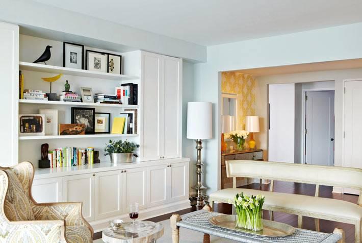 Дизайн интерьера квартиры Chango&Co