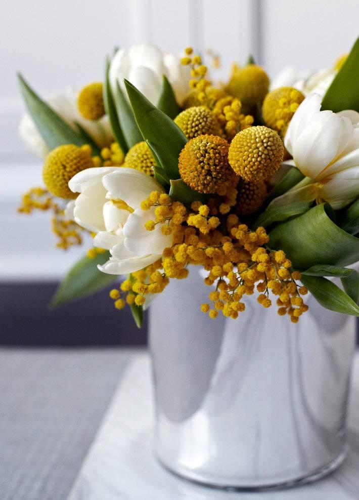 цветы для украшения интерьера квартиры