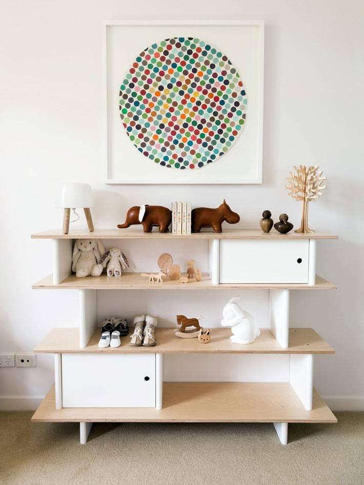 дизайн комнаты для младенцев фото