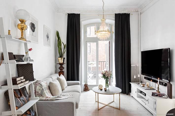 элегентный дизайн квартиры фото