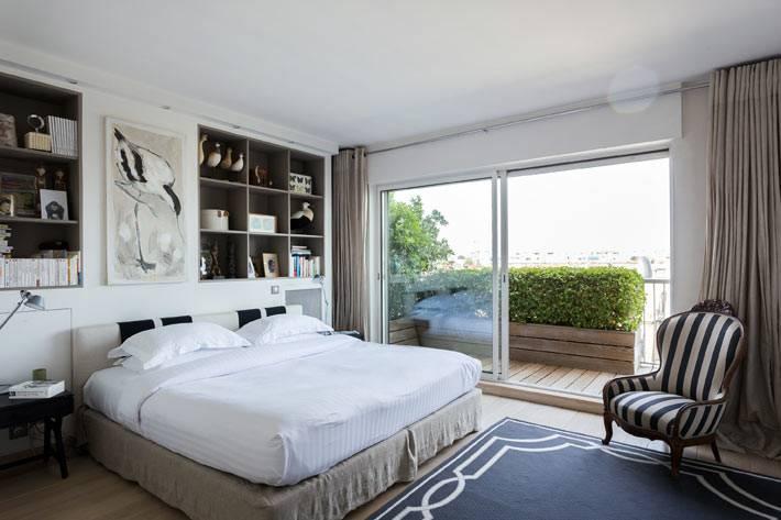 фотографии красивого интерьера спальни
