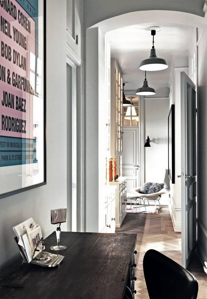 красивая квартира в швеции фото