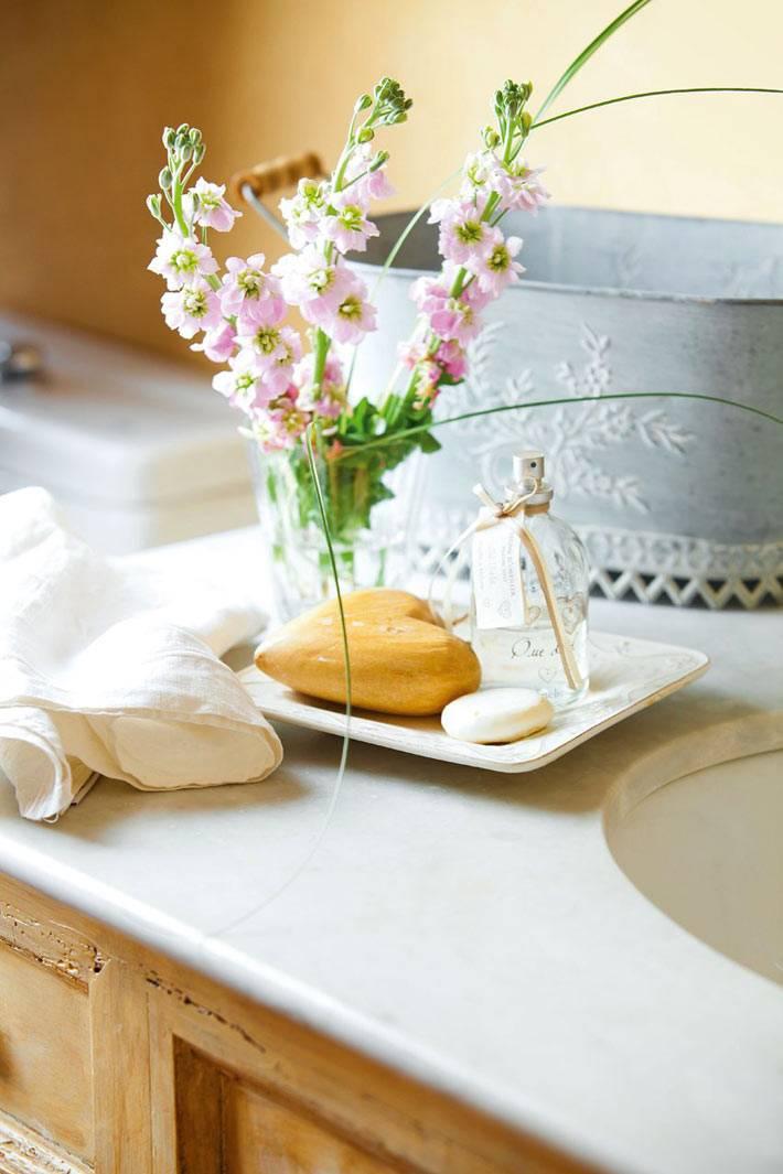 декор для ванной команты фото