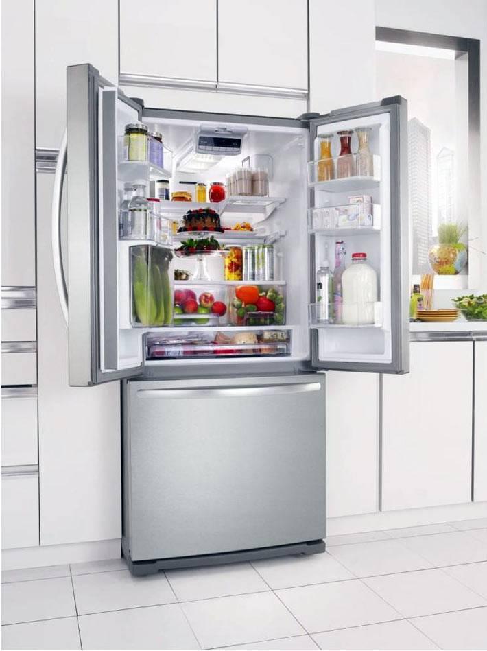 Холодильники Whirlpool с трендовой технологией «Door-Within-Door» фото