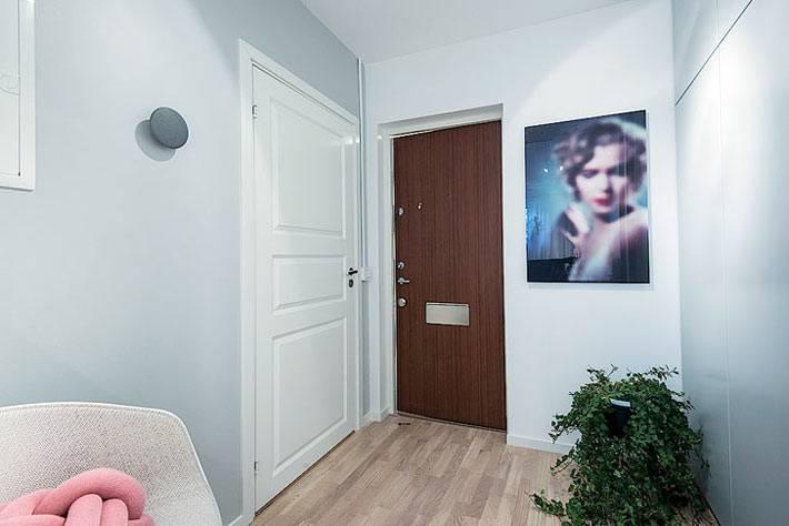 Прихожая в квартире фото