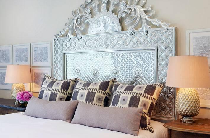 Дизайн кровати как произведение искусства фото