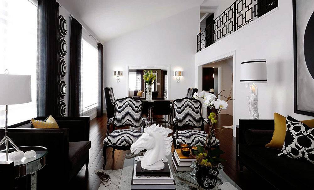 Красивый дизайн дома от Atmosphere Interior Design фото