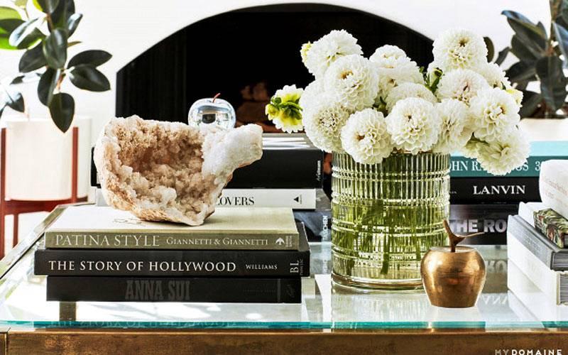 декоративные мелочи для украшения гостиной фото