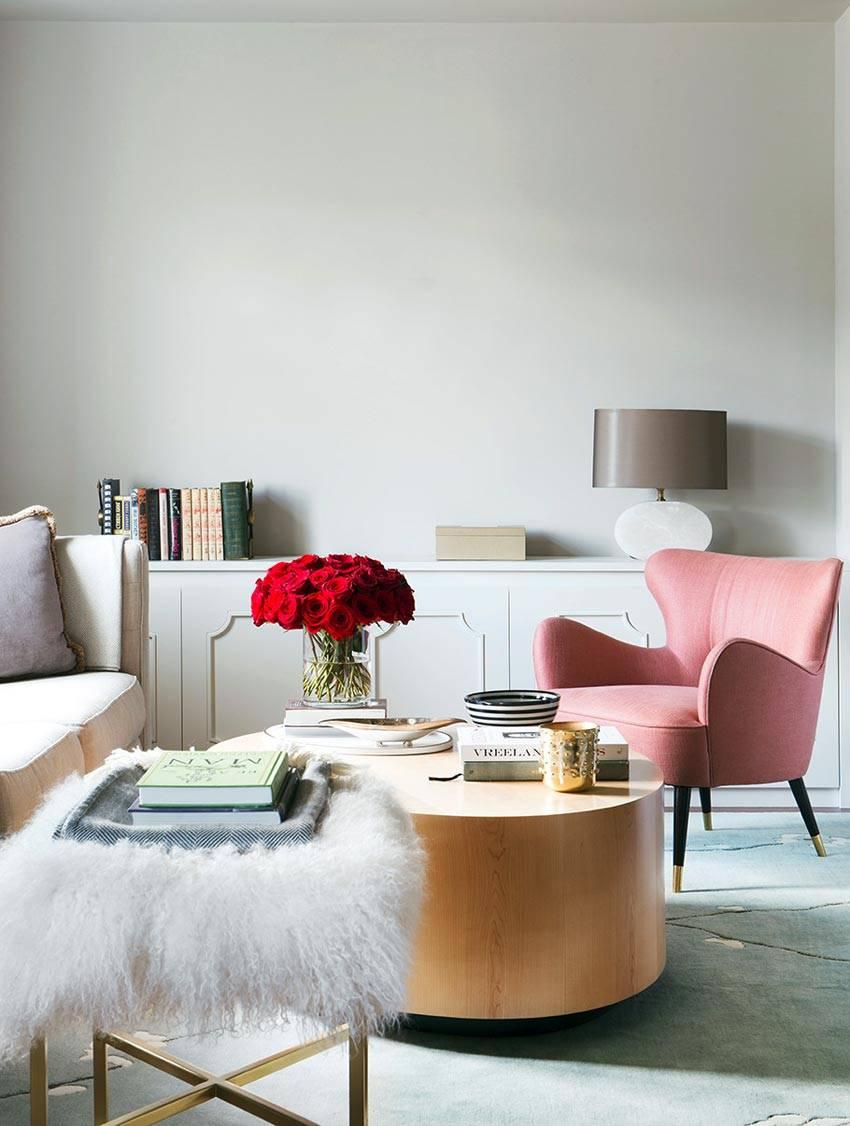 современный дизайн интерьера квартиры от Сергея Огурцова