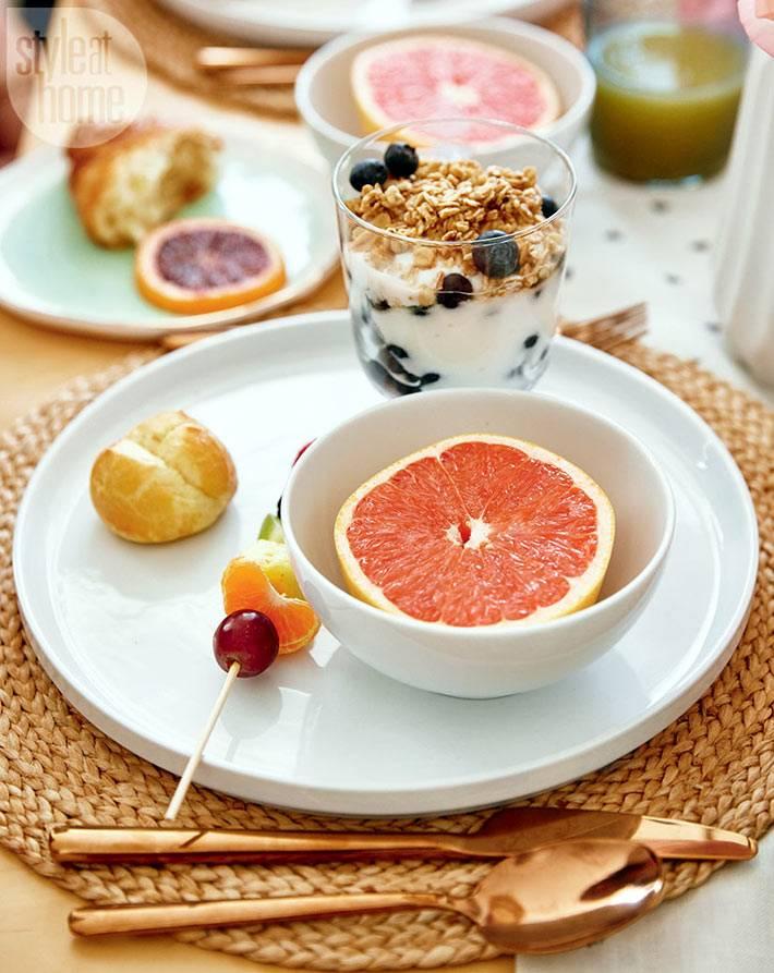 здоровое питание - блюда на новогодний стол фото
