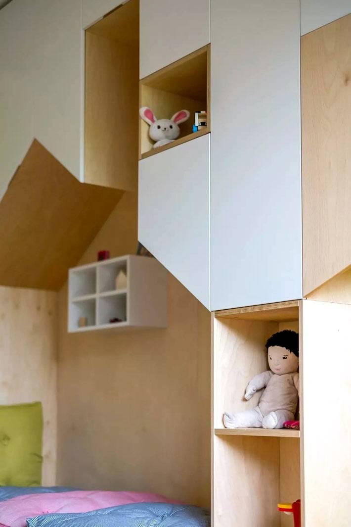 мебель для детской из дерева своими руками фото