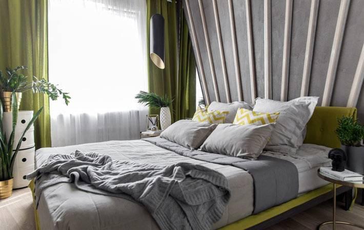 необычные решения для оформления спальни фото