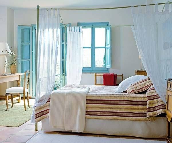 балдахин, кровати с балдахинами, балдахин в спальне, роскошная спальня