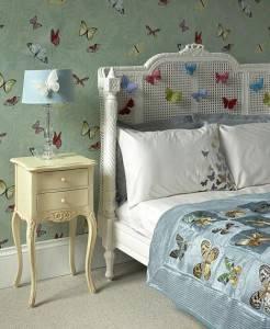 эффект бабочки, бабочки в интерьере, красивые интерьеры, фотографии красивых интерьеров, декор из бабочек в интерьере