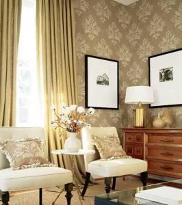 обои, декор стен, красивые обои, красивые интерьеры, ретро обои, обои фото, фотографии красивых интерьеров