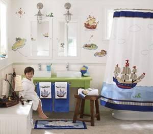 детская ванная, ванная комната для детей, дизайн детской ванной, фото, красивые интерьеры, фотографии красивых интерьеров
