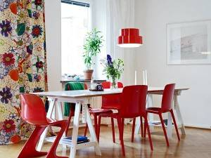 столовая зона, обеденный стол, интерьер столовой, красивая столовая, обеденная зона, красивые интерьеры