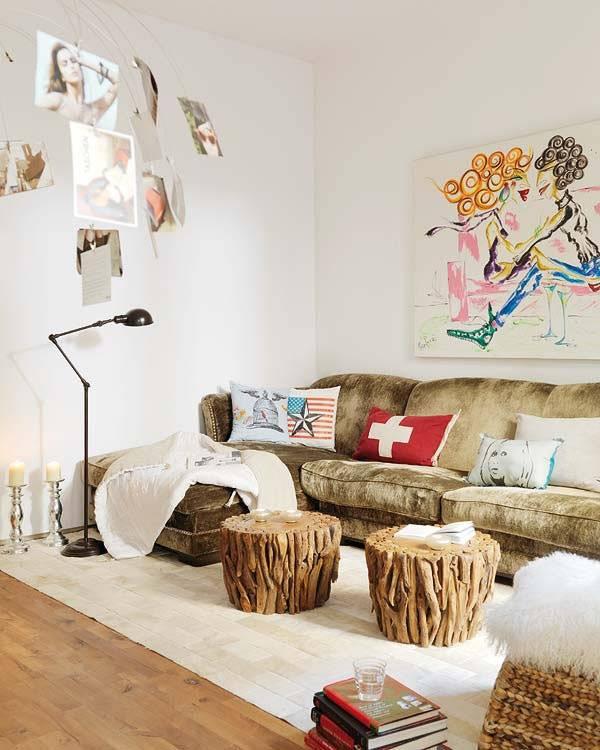 дом в барселоне, интерьер дома, дизайн интерьера, красивый дом, красивый интерьер