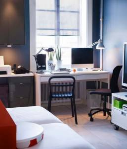 икеа, ikea, рабочее место икеа, ikea workplace, красивое рабочее место, красивые интерьеры