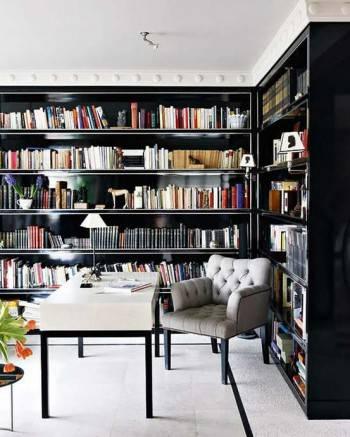 домашние библиотеки