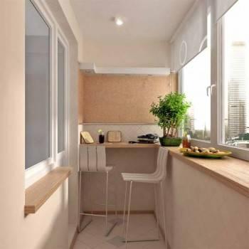 идеи для застекленного балкона