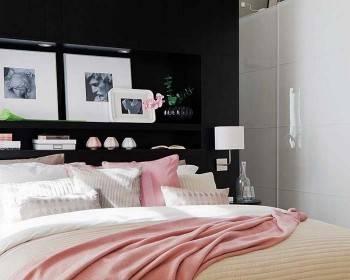 красивая спальня, фото