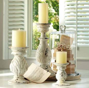 красивые декоративные свечи