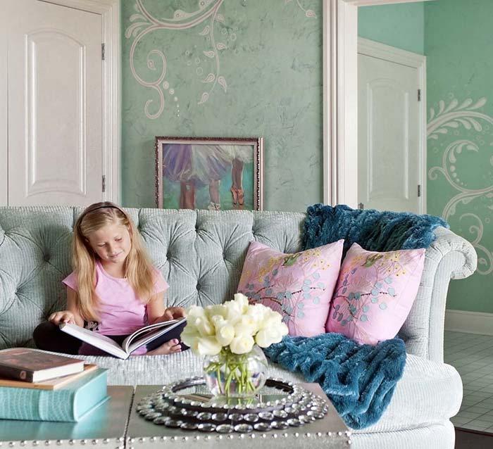 детская комната для девочки фото
