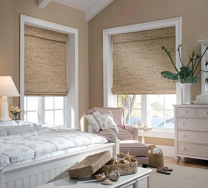 римские шторы в дизайне