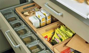 кухонные идеи для хранения продуктов