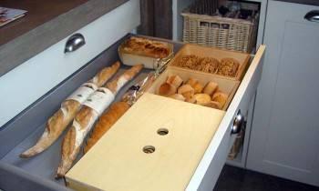 идеи для хранения хлебобулочных изделий