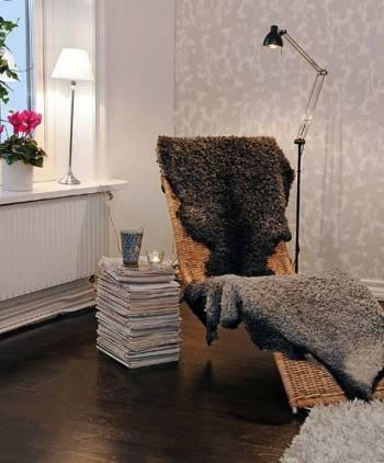 как оборудовать место для чтения и отдыха