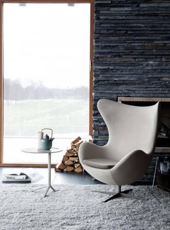 удобное кресло необычной формы
