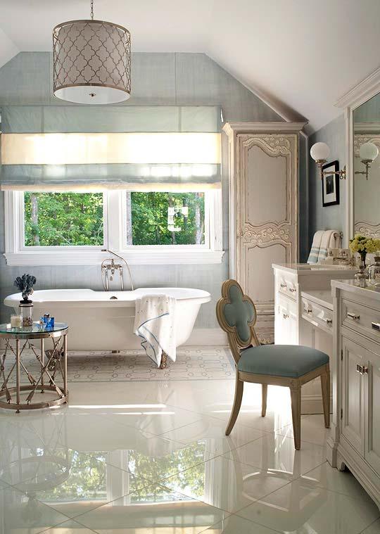 окно в ванной фото