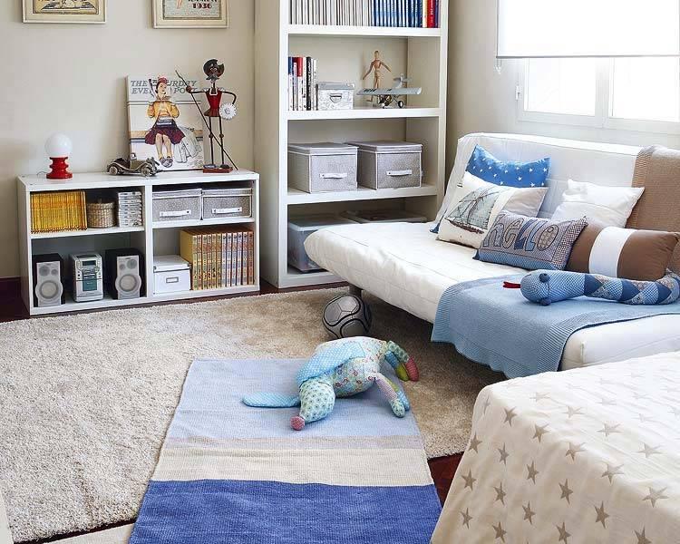 дизайн детской комнаты для мальчика фото