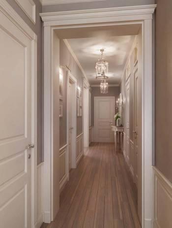 дизайн квартиры в Санкт-Петербурге (визаулизация интерьера Антона Валиева)
