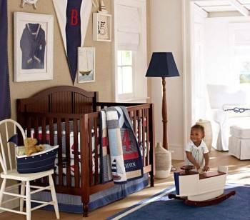 детская комната от Pottery Barn Kids