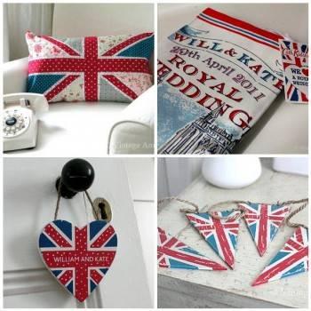 Union Jack декор