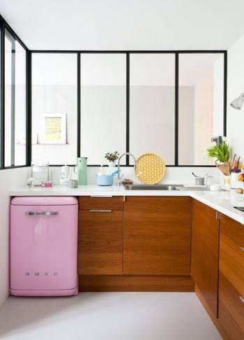 Smeg в современном интерьере кухни