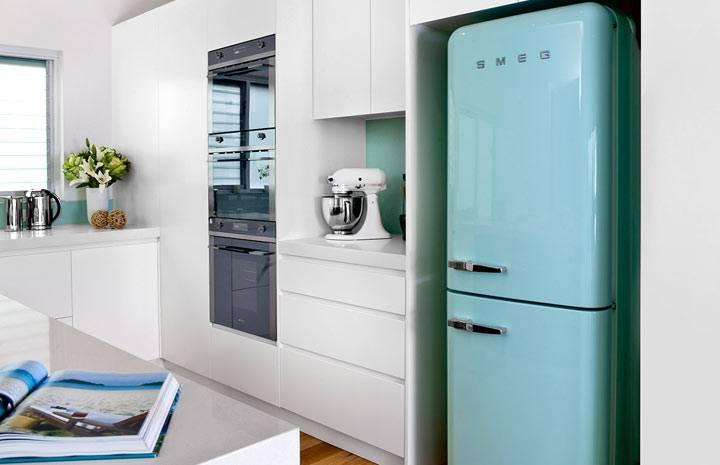 Кухня холодильник smeg