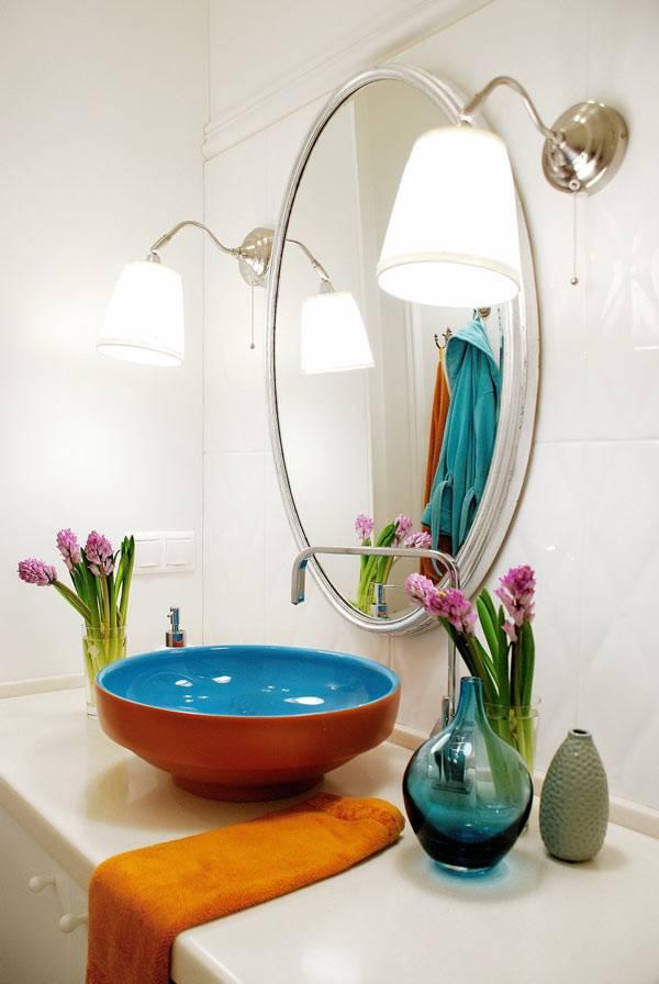 Цветы в ванной комнате для настроения и красиоты фото